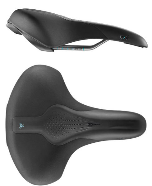 Selle Royal Sattel Scientia Large R3 Relaxed 289x224mm