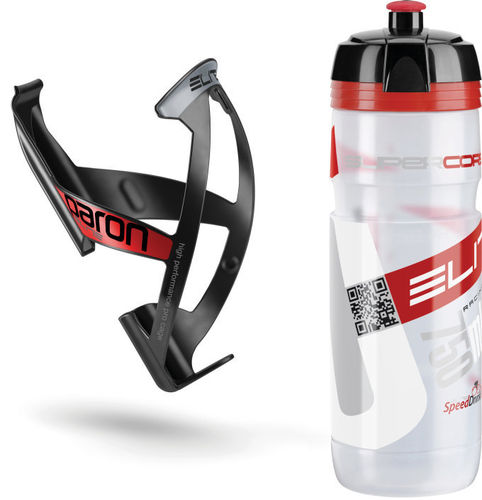 Elite Kit Supercorsa Paron 750 ml Rot