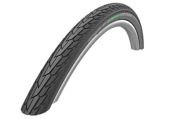 Schwalbe Drahtreifen 47-507 Road Cruiser Green Compound K-Guard schwarz