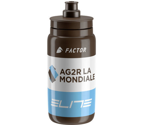 Elite Trinkflasche Fly Teams 2018 AG2R 550ml