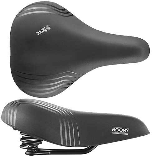 Selle Royal Sattel Roomy Relaxed Unisex 277x215mm