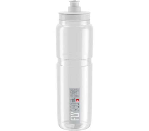 Elite Trinkflasche Fly Transparent 950ml