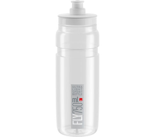 Elite Trinkflasche Fly Transparent 750ml