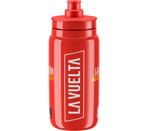 Elite Trinkflasche Fly Vuelta 2020 550ml