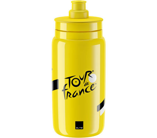 Elite Trinkflasche Fly Tour de France 2020 gelb 550ml